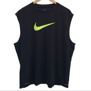 Nike Swoosh Tank Top